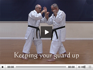 A video of a useful Goju Ryu Karate combination