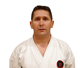Sensei Nick Burr
